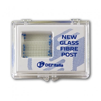 DEI® New Glass Fibre Post